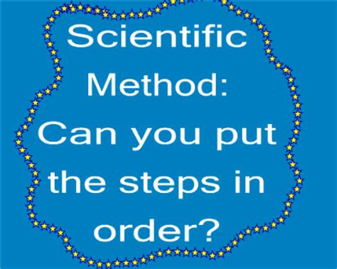 What is the order of a research paper
